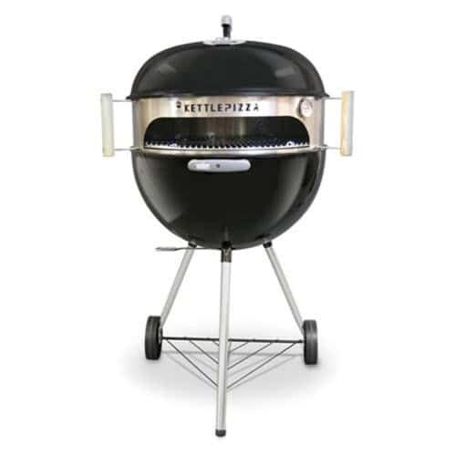 Kettle - Fabriqué aux États-Unis - Kit de Four à Pizzas pour barbecues Ketlle de 47 à 57 cm. KPB-22