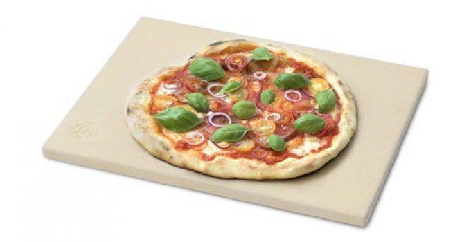 Pierre réfractaire, ou pierre à pizza