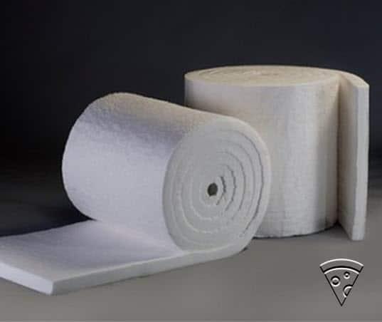 Rouleaux en fibre de céramique