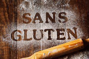 Ecriture sans gluten