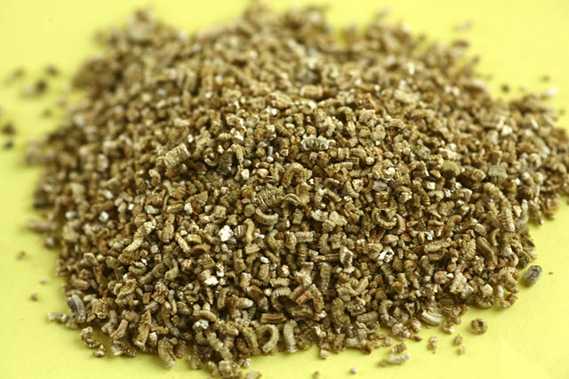 vermiculite isolant