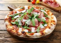 Recette Pizza jambon cru