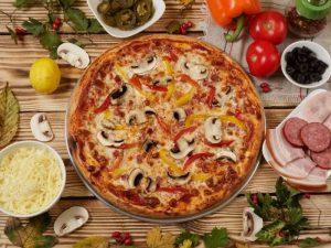 pizza classique et facile