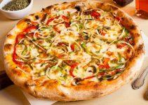 Recette pizza poivron