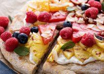Recette pizza sucrée